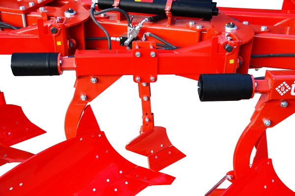 Mounted Conventional Plough (Hydraulic Overload System)