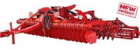 Semi Mounted Disc Harrow